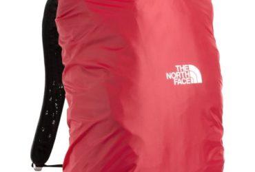 The North Face αδιάβροχο κάλυμμα σακιδίου Pack Rain Cover Κόκκινο
